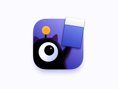 DelSpace3 App Icon design ui logo icon app