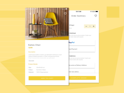 Day 002 : Credit Card Checkout - Daily UI challenge