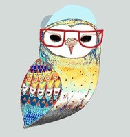 Owl Hipster!
