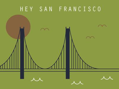 Hey SF