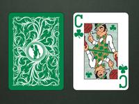 Celtics Casino Night concept