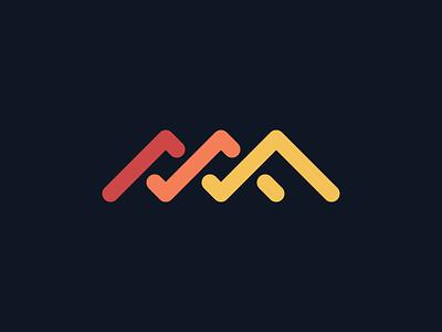 MWF logo concept mark monogram logo design identity brandmark branding brand logotype logo