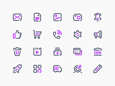 Liquid Icon Set vector icon set outline icon line icons cart icon like icon like settings icon phone icon camera icon mail icon icons icon