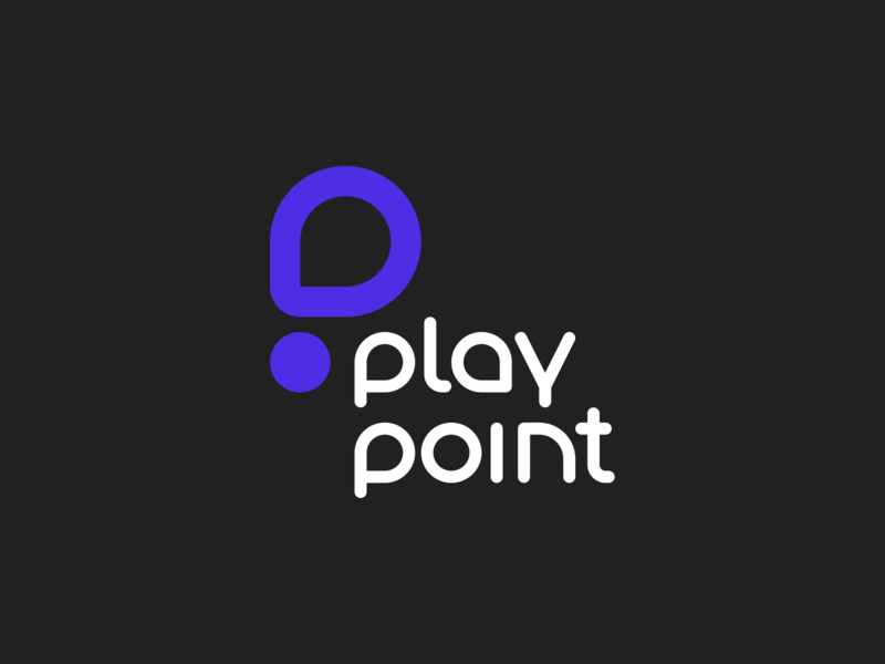 Play Point logo concept