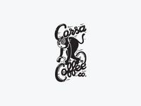 Corsa Coffee Sticker