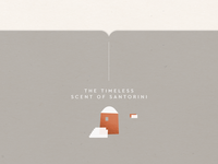 The Timeless Scent of Santorini