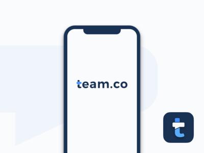 team.co app logo