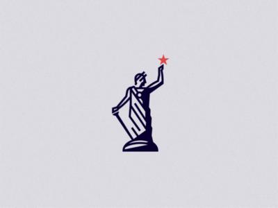 Goddess of Liberty character lone star star figure line statue us capitol building texas liberty goddess