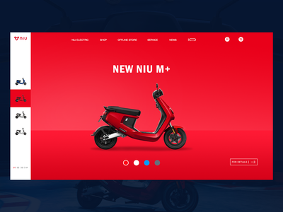 NEW NIU M+