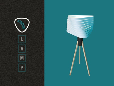 Boomerang Lamp: Product Design