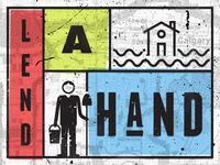 Lend A Hand - I Heart YYC
