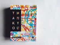 Thank You Card – Printed