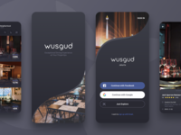 Looking for Restaurant App - Wusgud UI