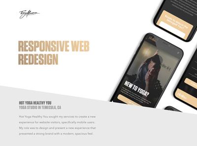 Responsive Mobile Design UI   Yoga Fitness Studio yoga app yoga pose yoga website yoga studio yoga ui design branding web design
