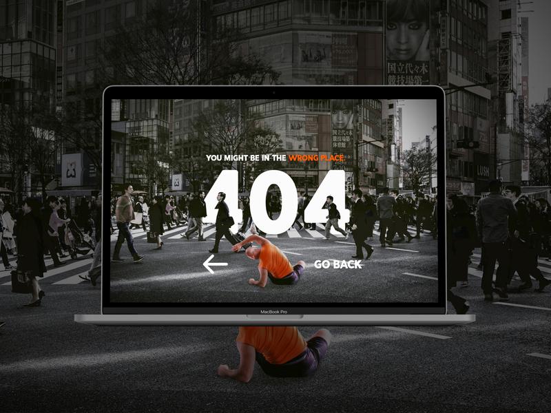 404 Page Inspiration   Yoga Website mockup design ui design web design 404 error 404 page 404page yoga app yoga pose yoga studio yoga website yoga