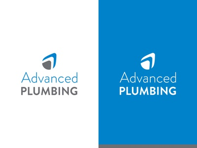 Advanced Plumbing Logo