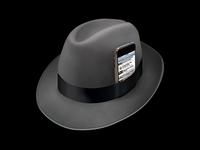 AP hat logo