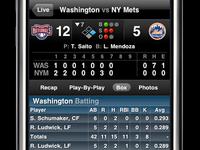 AP Sports: Baseball boxscore