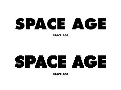 Space Age, alternate title