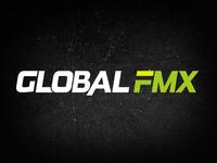 Freestyle Motocross Wordmark Logo Design
