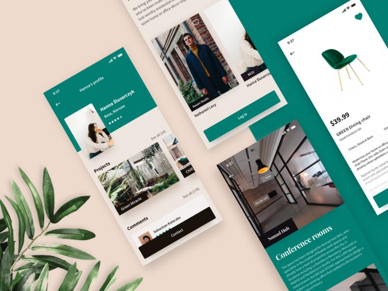 Makeroom 🏡 ethworks interior designer interior design interior photos ui mobile design