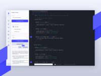 Solidity compiler dribbble