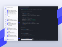 Solidity statistic unit dribbble