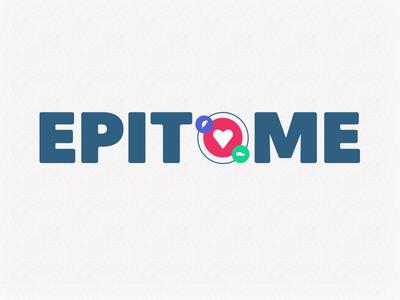 Epitome epitome rhythms intellectual physical emotional biorhythms logo brand
