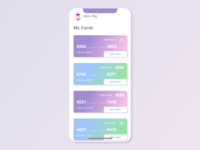 Mobile wallet-Card Manager