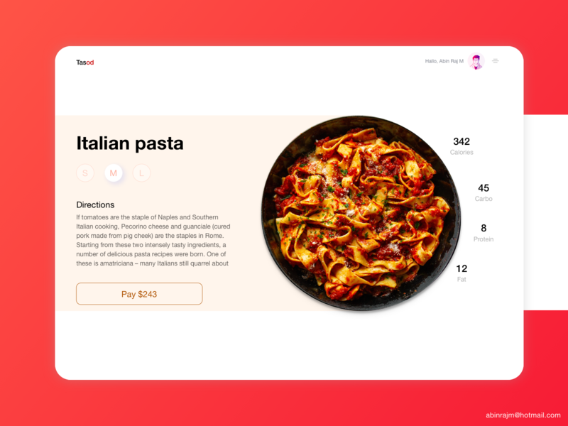 Tasod Food Delivery Dashboard detail food and drink food app food ixdmobile categories design designspiration ui dashboard color theory mobile accessible ux