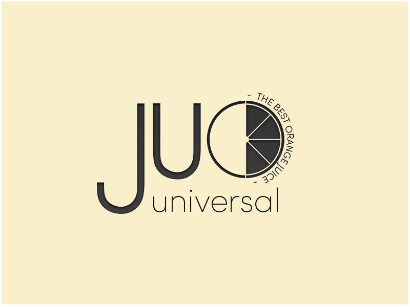 JUO freebie drawing juice logo illustration landing marketing inspiration business branding lettering minimal
