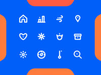 "DailyUi #055: ""Icon Set"""