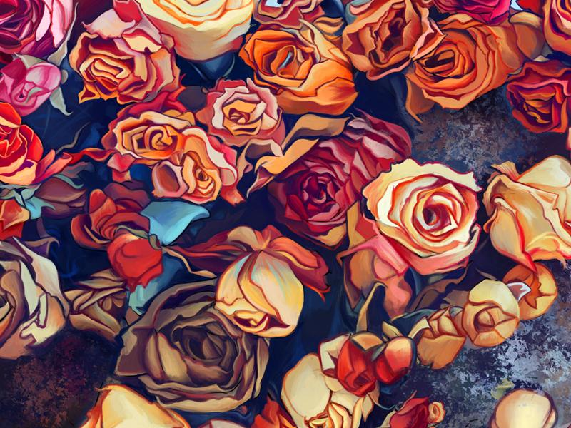 02 flowers silvia sguotti dribble