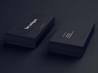BeUnique | Business Card