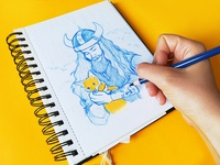 Traditional Sketchbook | 02