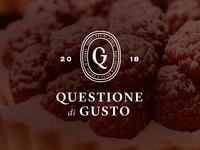 Questione Gusto | Logo design