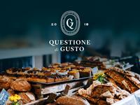 Questione Gusto | Logo design #2