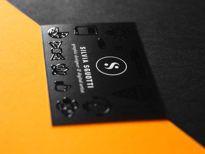 Self Branding | Business Card