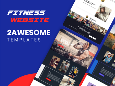 Personal Website Design new trendy professional fitness website personal