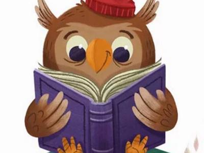 Little Owl Reads childrens illustration books kidlitart illustration