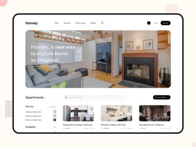 Homely-Webapp