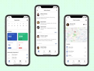 Flux - The Employee App