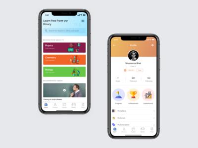 Quzziy - Education Platform