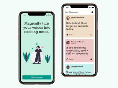 Mobile App - Life Hacks