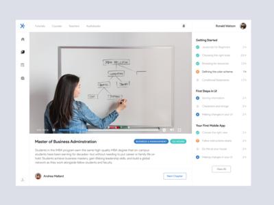 Educational Platform