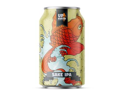 Sake IPA