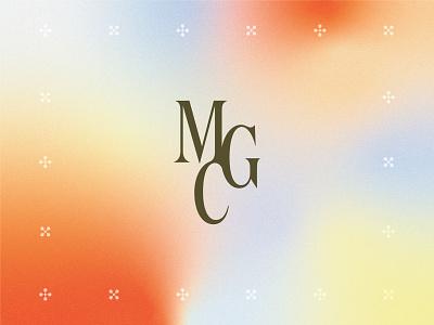 MGC — R2 texture primary gradient brand logo identity typography branding