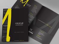Minshall Folder Design
