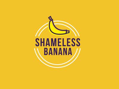 Shameless Banana Logo