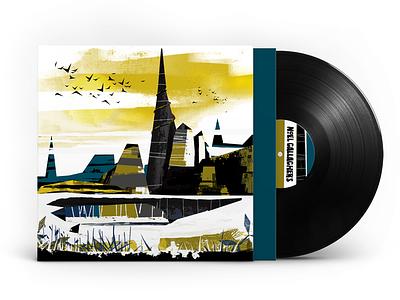 LP Cover Concept Art